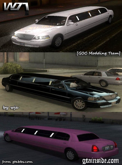 2010 Lincoln Towncar Limo