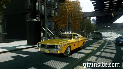 1970 AMC Javelin (Civil, Police, Taxi)