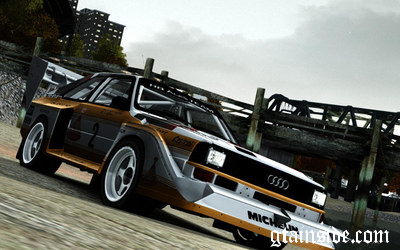 1982 #2 HB Audi Team Sport Quattro S1 [Beta]