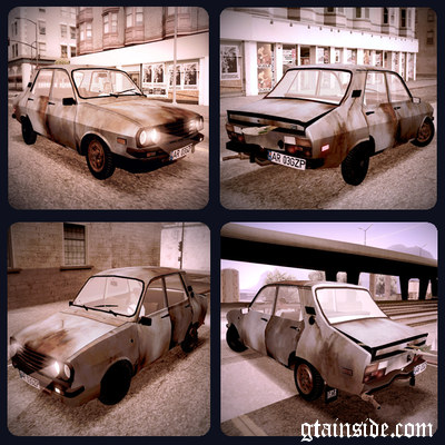 Dacia 1310 MLS Rusty Edition 1988