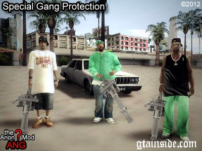 Special Gang Protection