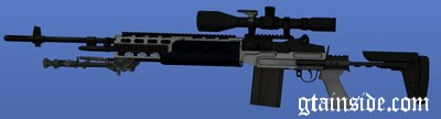 USMC M39 Enhanced Marksman Rifle