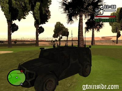 GAZ-2975 from MW3
