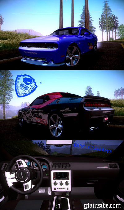 2010 Dodge Challenger SRT8 392 V1.0