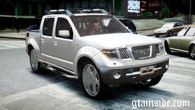 Nissan Frontier DUB