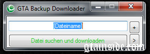 GTA Backup Downloader RC6