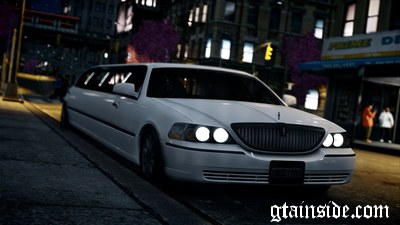 2010 Lincoln Town Car Limousine [Fixed]
