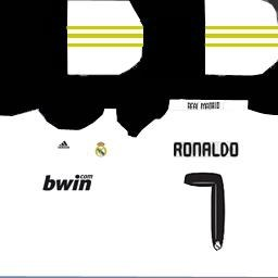 Real Madrid Shirt