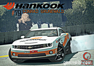2010 Chevrolet Camaro Hankook Tire
