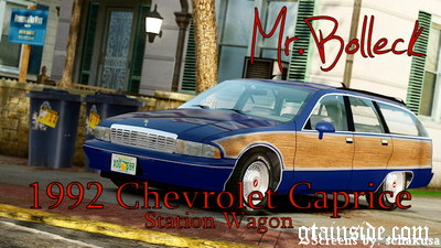 1992 Chevrolet Caprice Civil