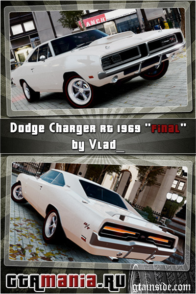 1969 Dodge Charger RT Tun [Final]