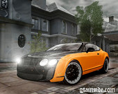 Bentley Continental SS