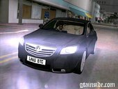 Vauxhall Insignia (AT)