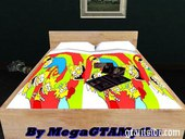 Simpsons Bed