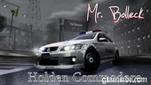 Holden Commodore Police