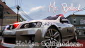 Holden Commodore Police SS