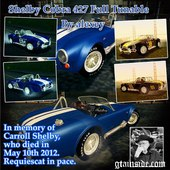 Shelby Cobra 427 Full Tunable
