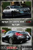 Infiniti G37 Coupe 2008 Carbon Edition v1