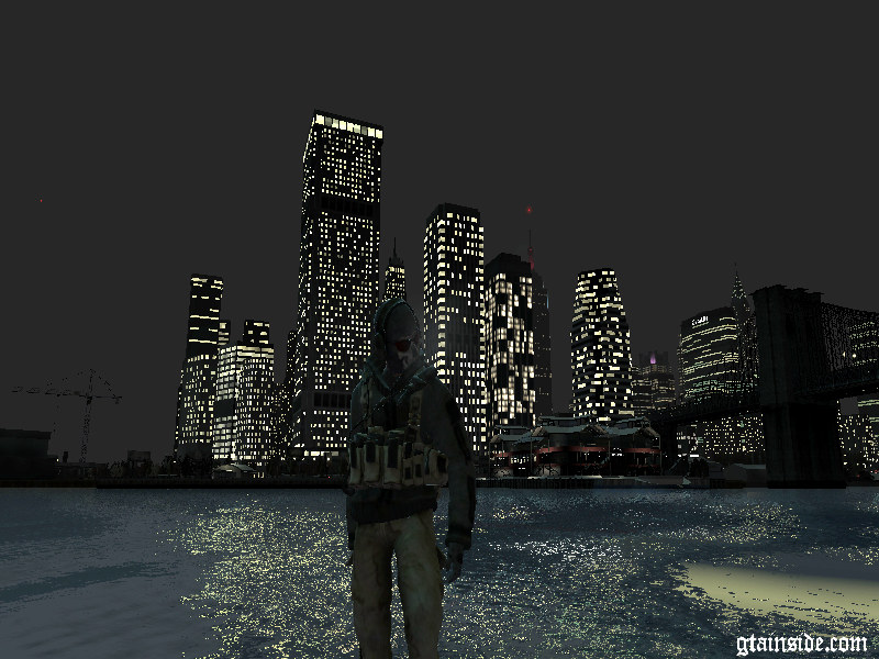 GTA 4 MW2 Ghost Complete Edition Mod - GTAinside com