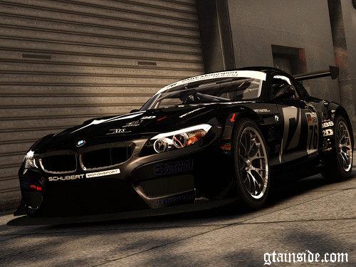 GTA 4 2010 BMW Z4 GT3 Mod - GTAinside.com