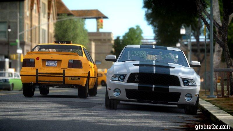 GTA 4 iCEnhancer 2 1 Final Mod - GTAinside com