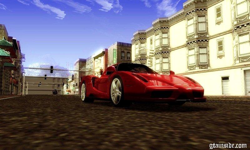 2010 ferrari enzo - Ferrari Enzo 2010