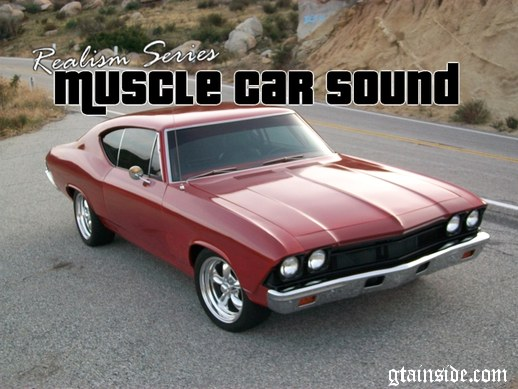 Realism Series - Muscle Car Sound