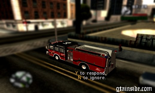 LAFD: First Response v2.0