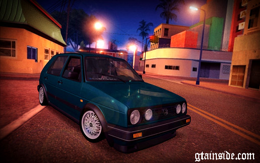 VW Golf MK2 5 doors