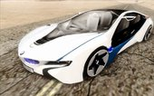 BMW Vision Efficient Dynamics (BMW I8)