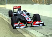 Vodafone McLaren Mercedes MP4-27 F1 2012