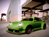 Porsche 911 Turbo RWB Pandora One