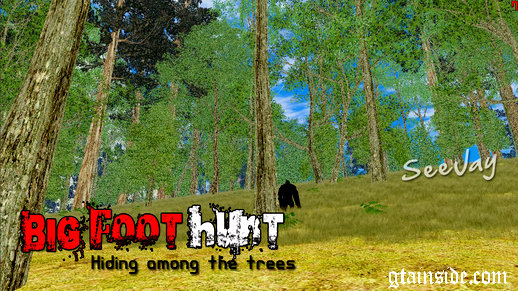 Big Foot Hunt