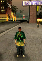 Tony Jaa T-Shirt