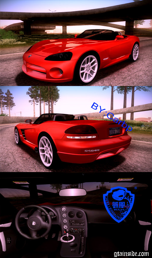 2003 Dodge Viper SRT-10 Roadster V1.0