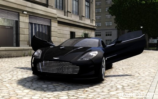 2010 Aston Martin One-77 [EPM] [RIV]