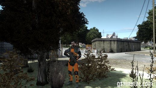 Half Life 2 Gordon Freeman