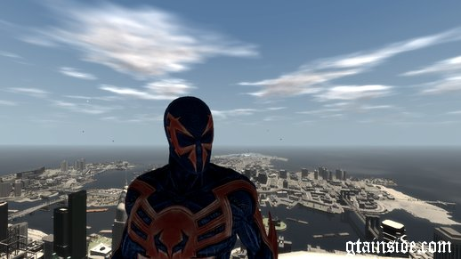 Spiderman Shattered Dimensions 2099