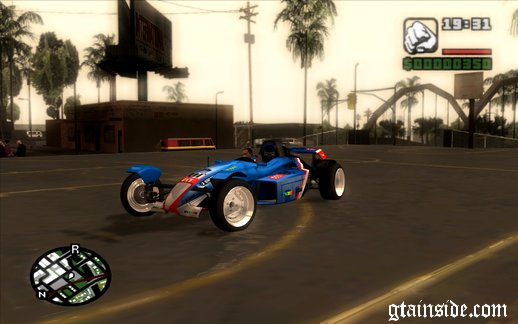 Trackmania Stadium Car