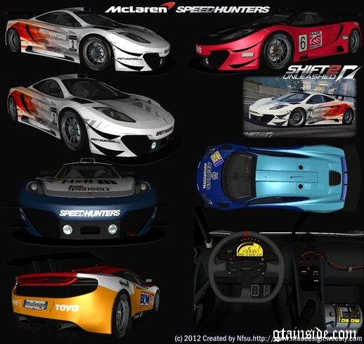 McLaren MP4-12C Speedhunters Edition
