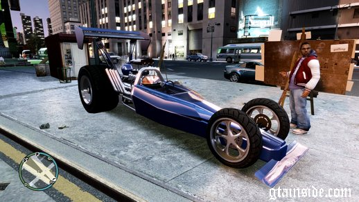 GTA IV Top Fuel