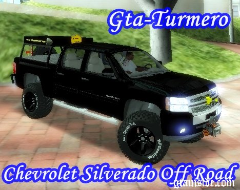 Chevrolet Silverado 2012 Off Road