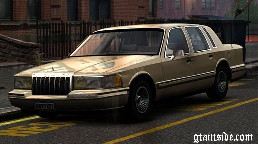 1991 Lincoln Towncar