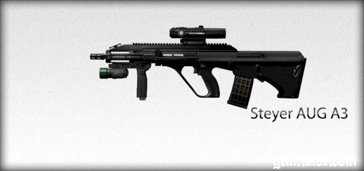 Steyer AUG A3