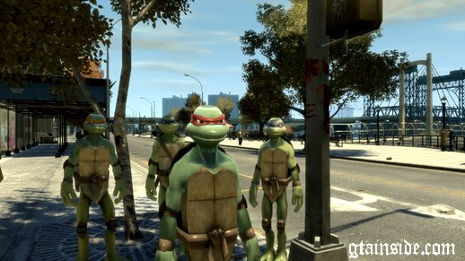 Teenage Mutant Ninja Turtles (PEDS)