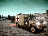 World War II Ambulance