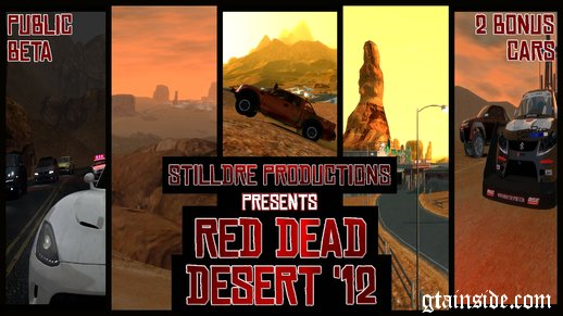 Red Dead Desert '12 - Public Beta