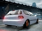 Honda Civic 94 Tuned
