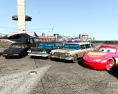 Movie Cars Pack