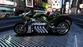 Drag Bike Street Racer